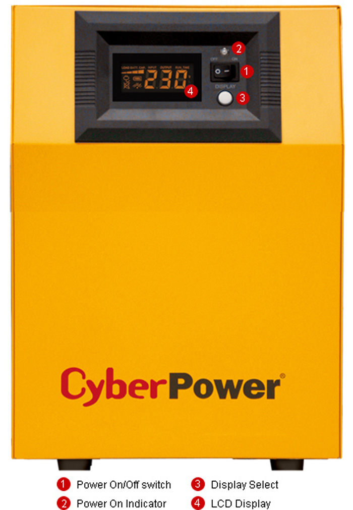 фото cyberpower cps 1000 e